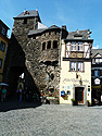 Altes Stadttor in Cochem
